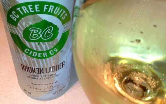 Cider House Rules: BC Tree Fruits Broken Ladder