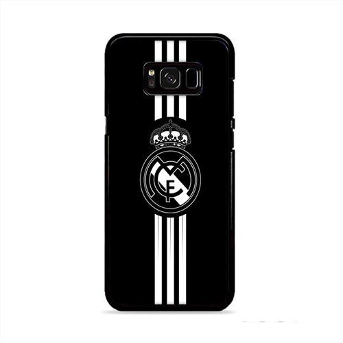 923cdd097b4 Real Madrid Logo Wallpaper Samsung Galaxy S8 Case | Caserisa ...