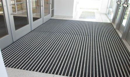 Ronick Entrance Matting Recessed