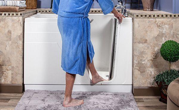 Bathroom Remodeling Contractors Gilbert AZ   Tub to Shower ...