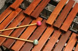 Did you ever have so many vibes, you can't marimba?