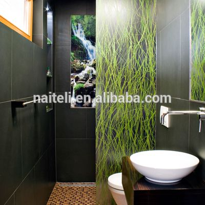 Interior Patterned Wall Panels In Translucent Acrylic Resin Materials View Interior Patterned Wall Panels Nait Translucent Wall Shower Panels Glass Partition