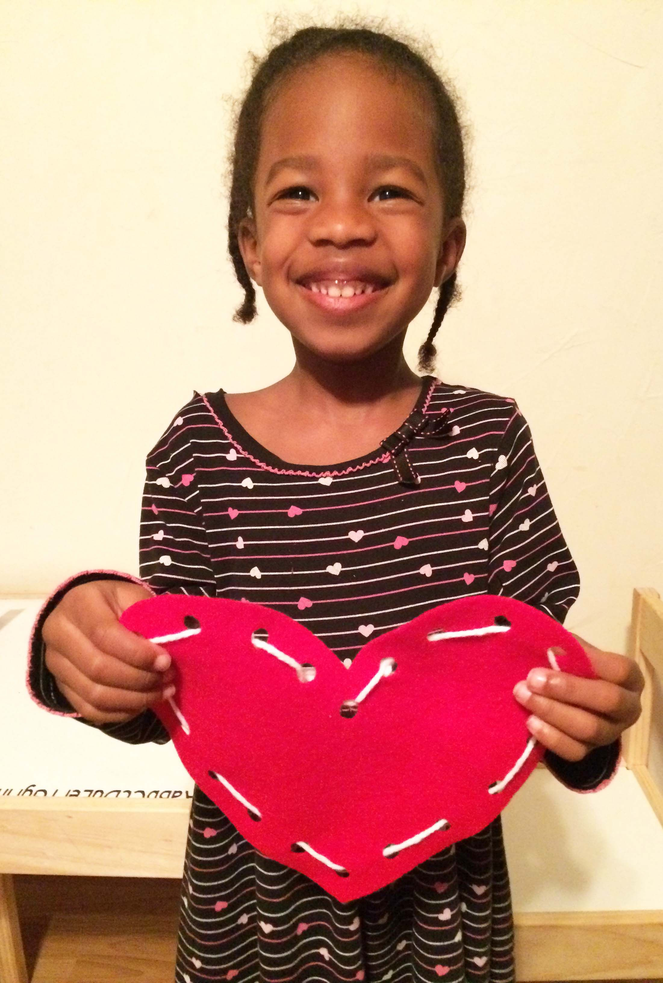 Bible Story Heart Filled With Love Bible Craft For Pre K