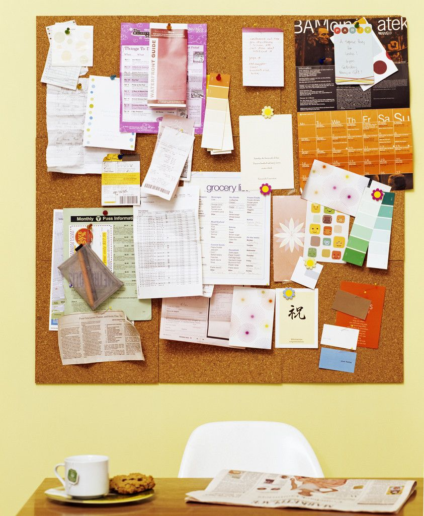 27+ Beautiful Cork Board Ideas That Will Change The Way You See Cork ...