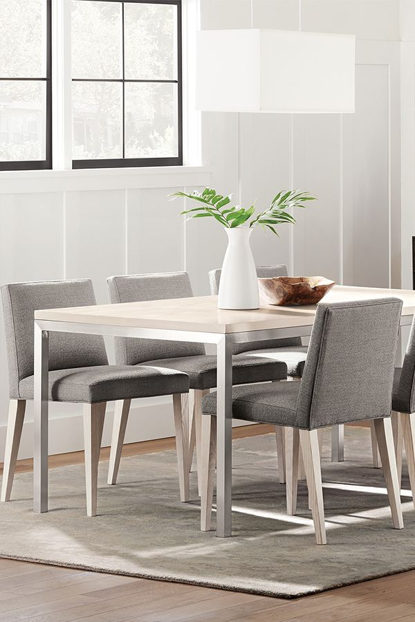 The Light Profile Of Our Ava Chair Doesn T Compromise On Comfort