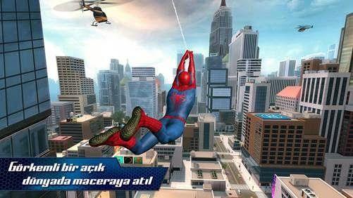 The Amazing Spiderman 2 Mobil Oyun Oyun Macera Teknoloji