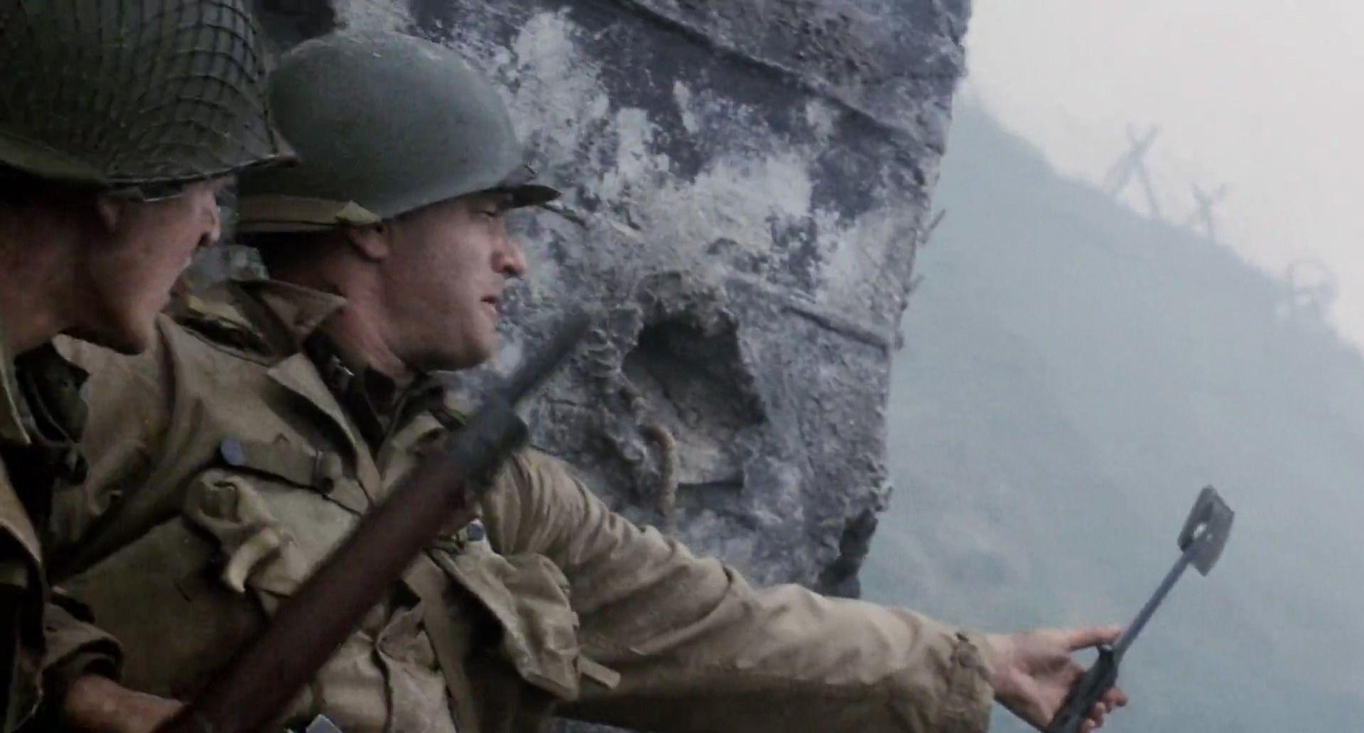 Saving Private Ryan 1998 Movie Screencaps Com Saving Private Ryan About Time Movie War Film