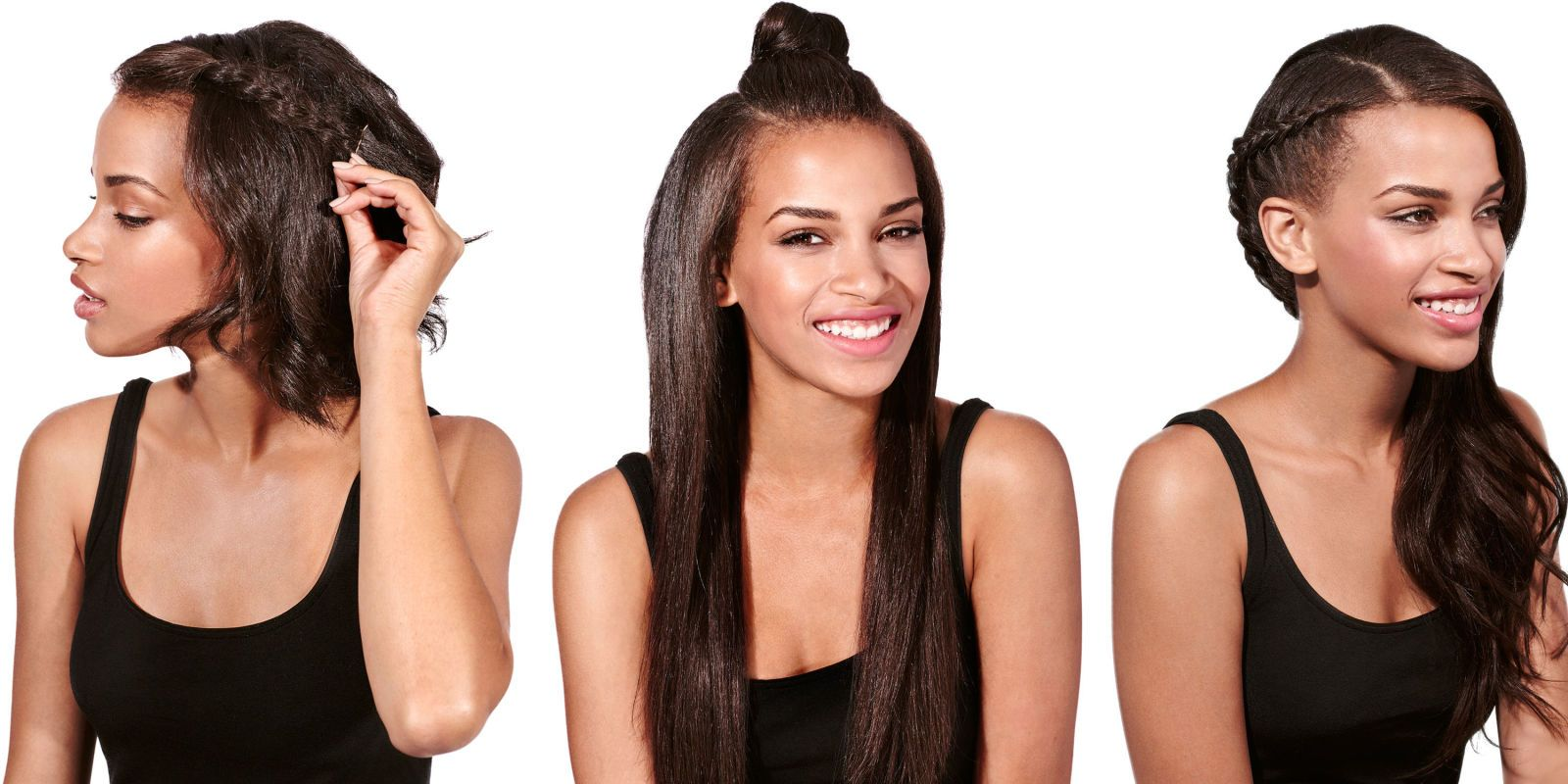 prettiest backtoschool hairstyles for every length short hair
