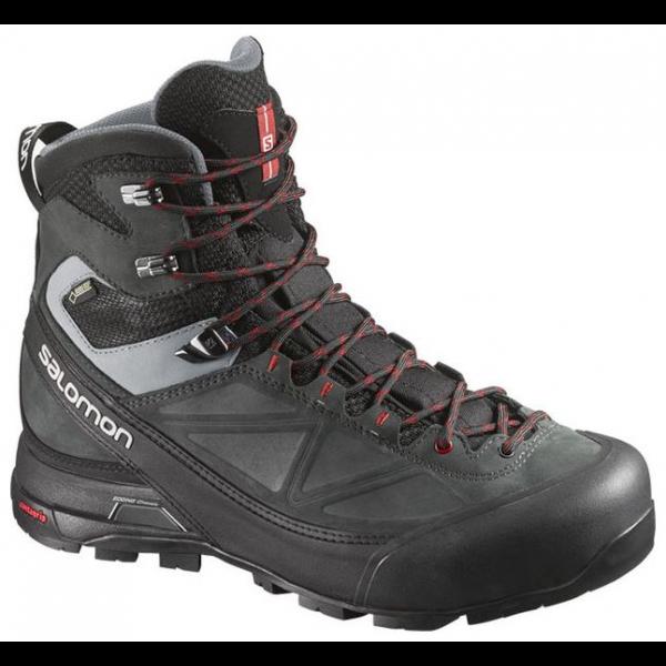 Salomon X Alp Mtn Gtx Hiking Shoes Women Backpacking Boots Boots