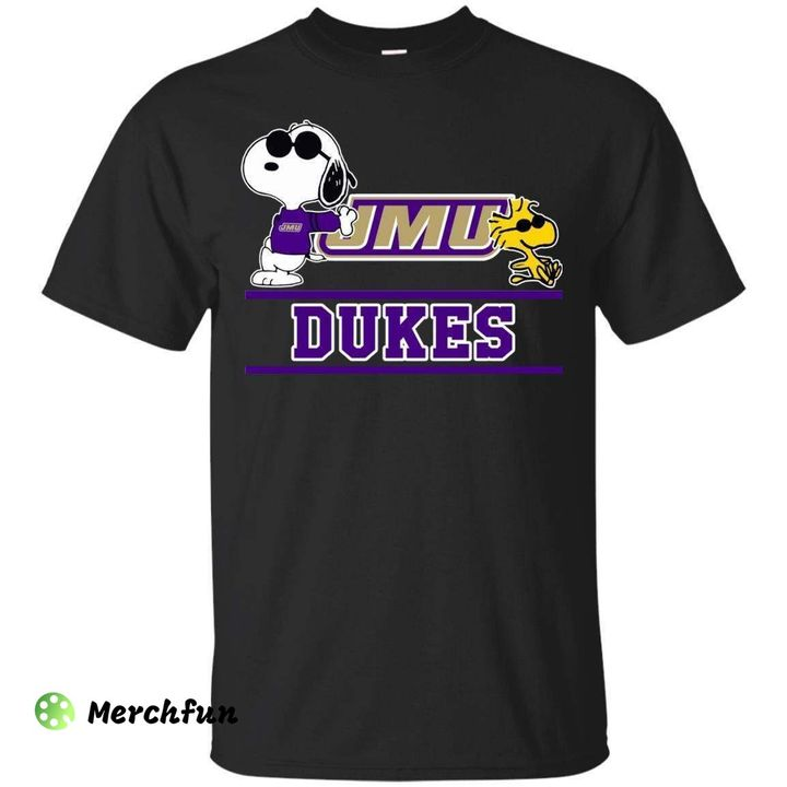 NCAA James Madison Dukes T-Shirt V3