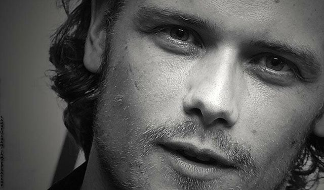 #portrait #samheughan #jamiefraser #outlander #outlandercast #waitingseason3 ❤️