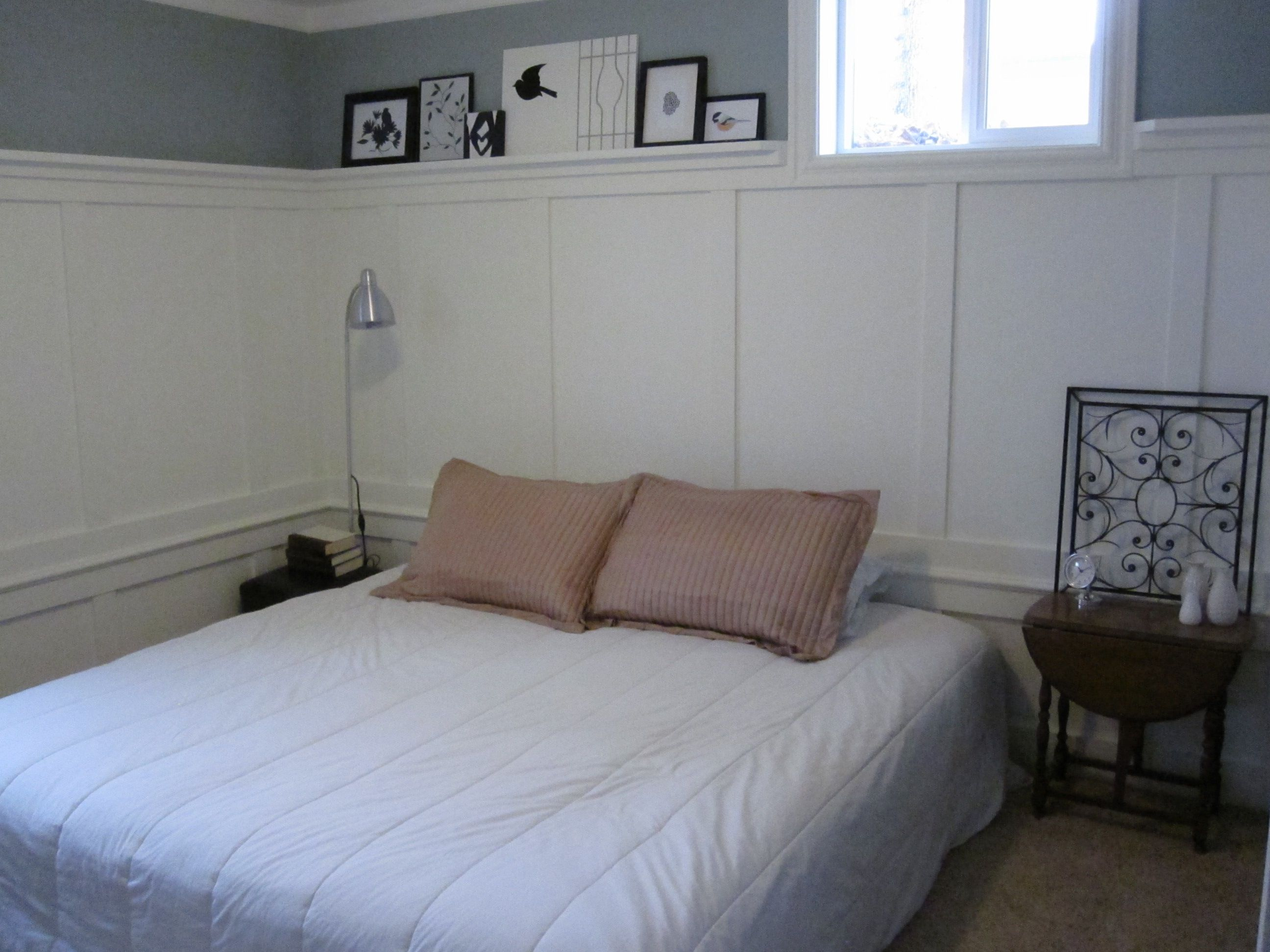 Window headboard ideas  pin by rebecca krausewatts on my bedroom  pinterest  bedrooms