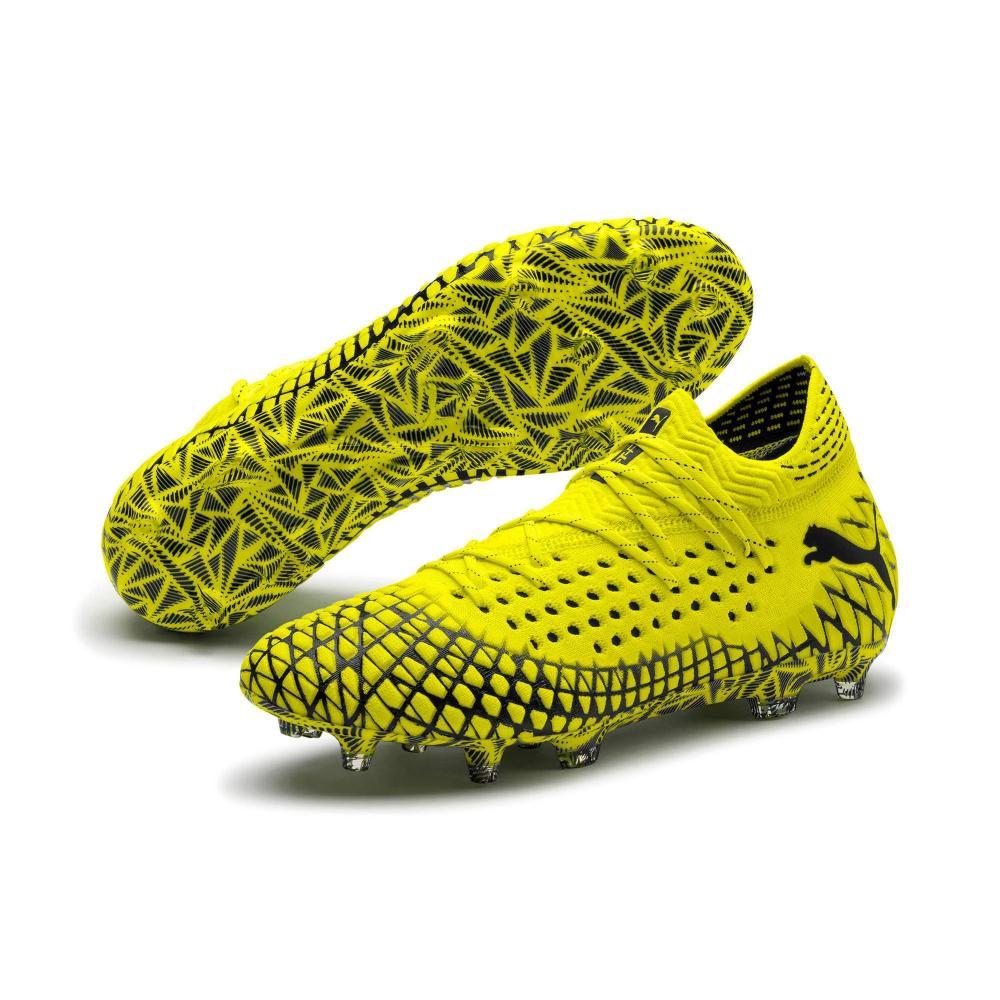 Puma Soccer Cleats Puma Men's FUTURE 4.1 NETFIT FG/AG Soccer Cleats | 10557903 ...