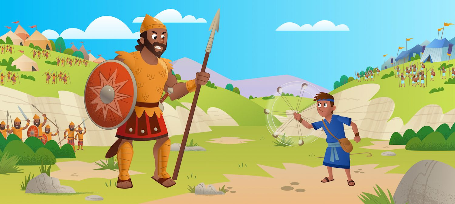 bible story images for kids - Google Search | David and ...