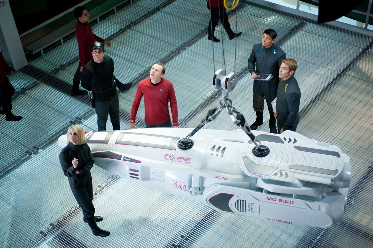 New images from Star Trek Into Darkness! In theaters In Theaters Now