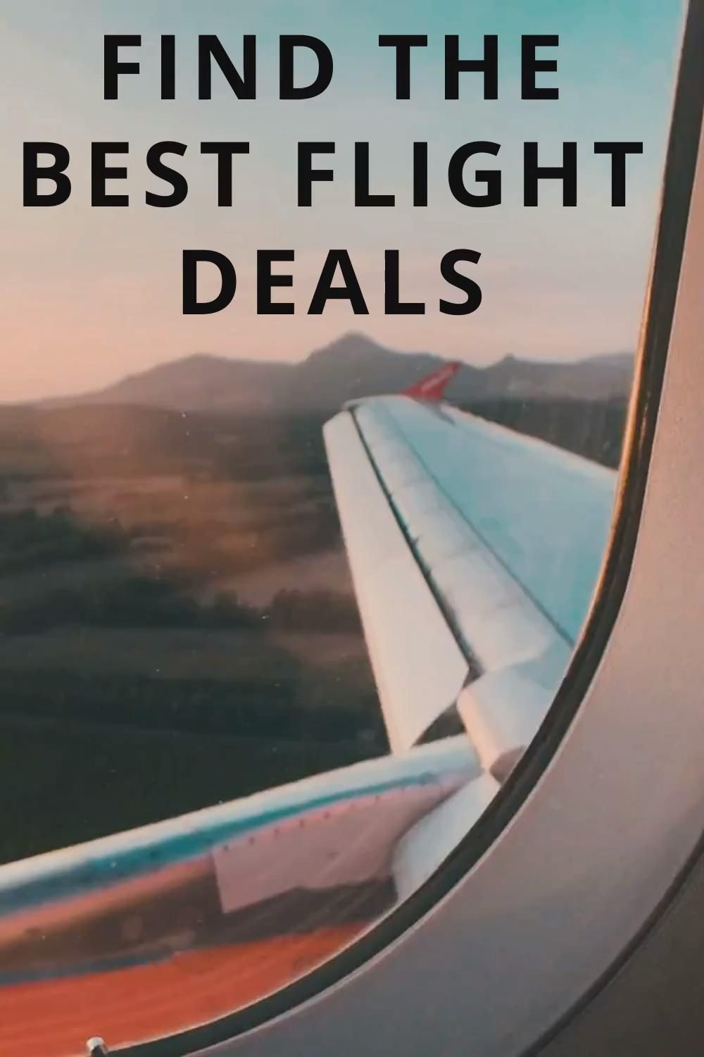 Websites to find you the best airline deals for the perfect trip! #travel #travelblog #blog #blogger #travelblogger #destination #trip #airplane #airline #flight #flightfinder #flightfinders #flightdeals #airlinedeals