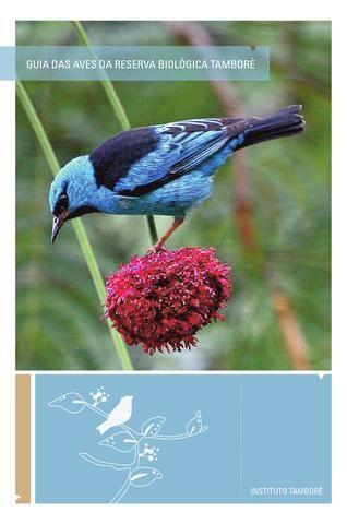 Guia das Aves da Reserva Biológica Tamboré