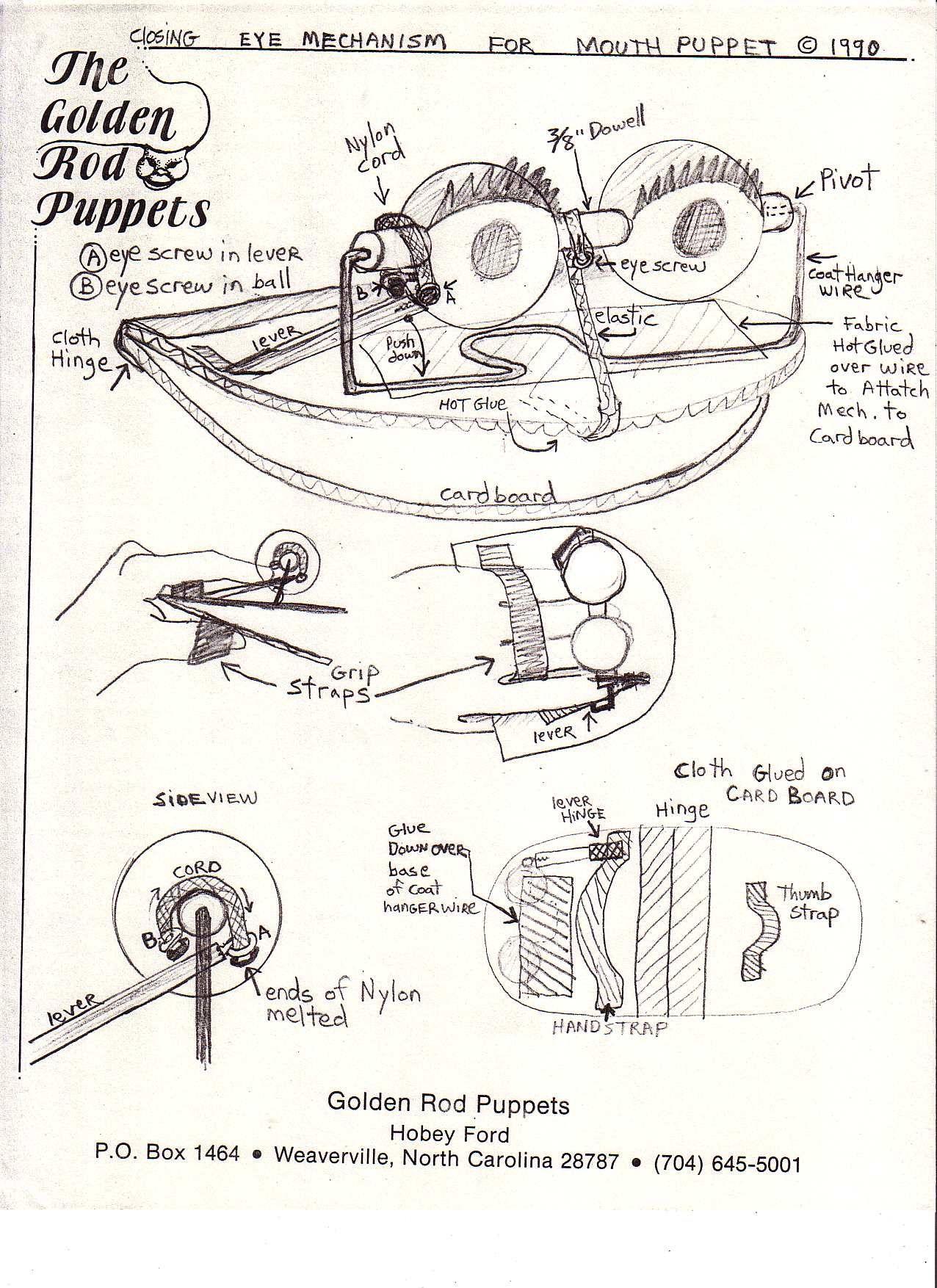 Puppet Mechanisms