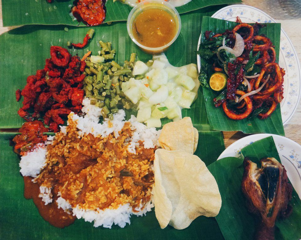 Variety For Muslim Travellers 12 Best Halal Restaurants In Kl Food Halal Recipes Indian Food Recipes