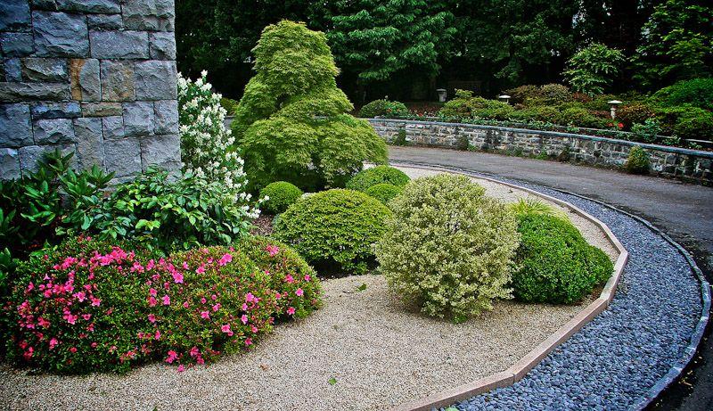 Notter Japan Garten Pius Notter - Gartengestaltung Home Garden - pflegeleichter garten modern