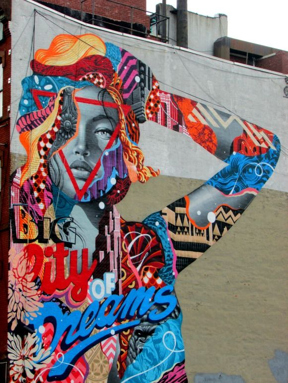 Where to Find the Best Street Art in Manhattan - Tanama Tales