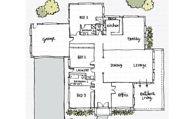 All About Floor Plans Where Are The Rooms Floor Plans Drawing House Plans Simple Floor Plans