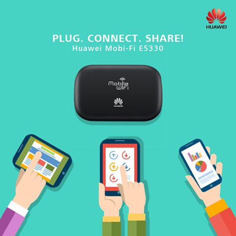 Share your Wi-Fi with your favourite people with the