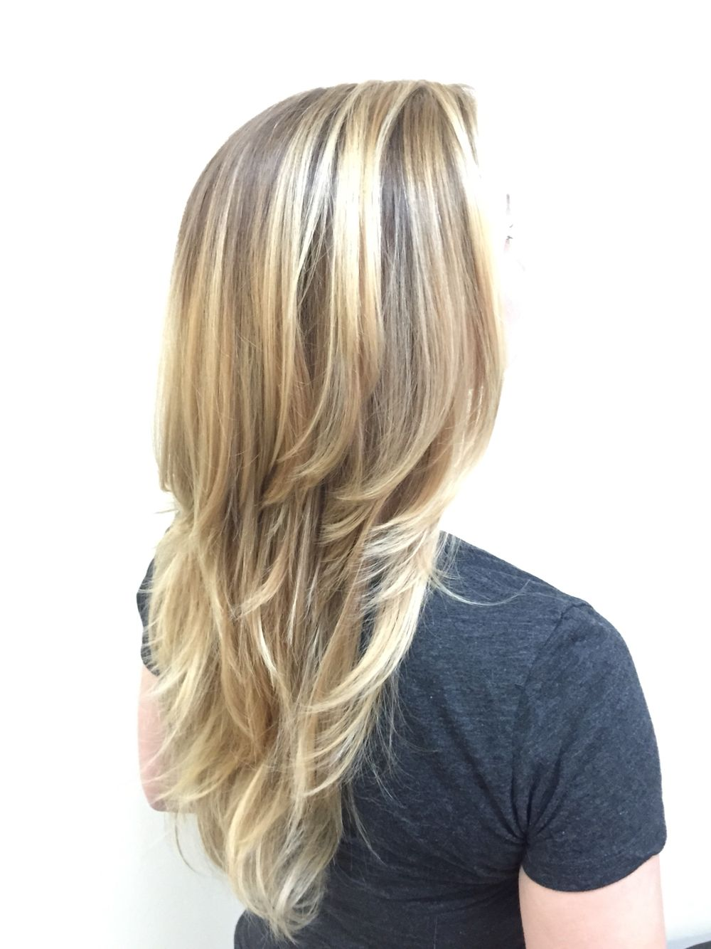 Pin On Work Done By Brittany Leith Master Stylist At Shear Image