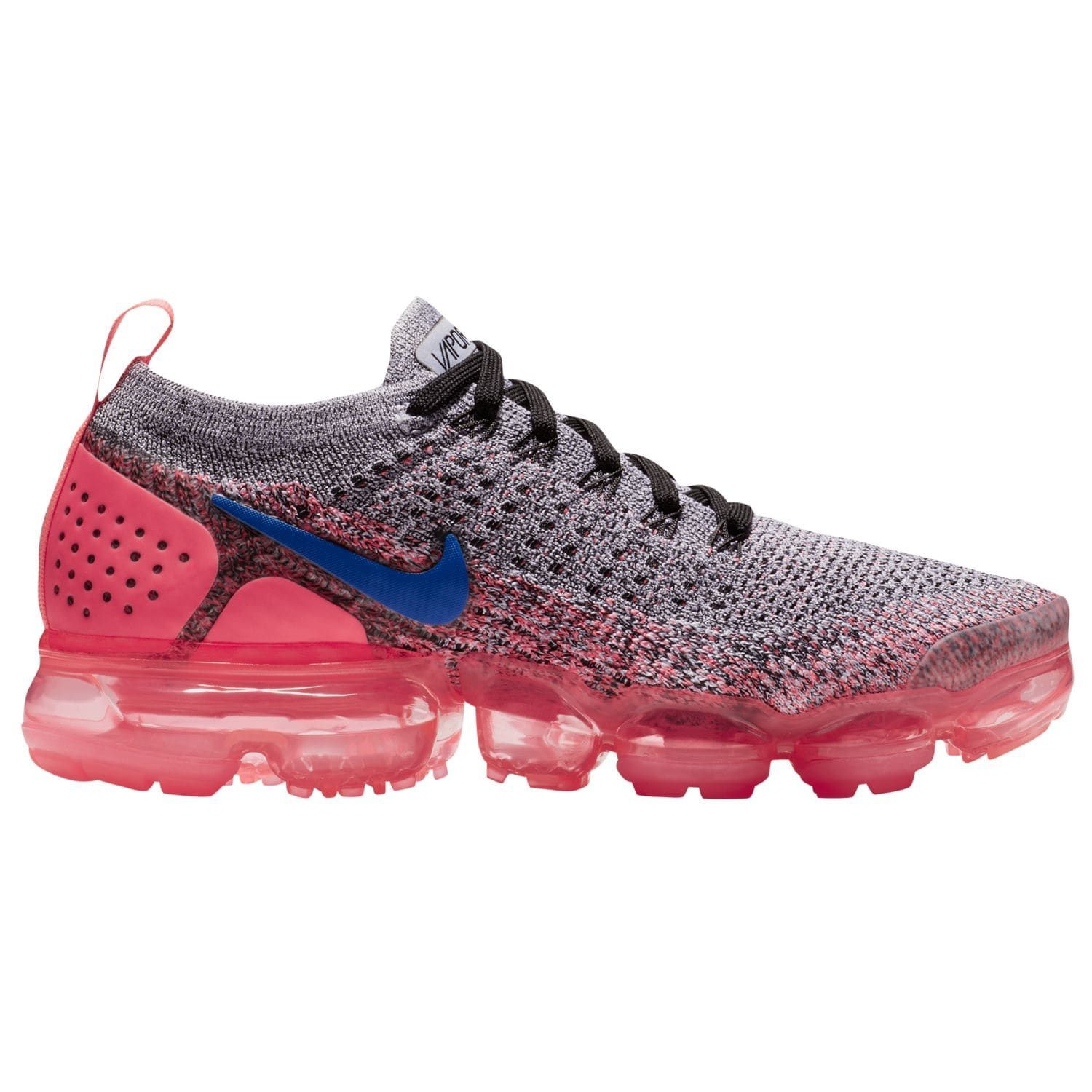 276e2b41b25b Nike Air VaporMax Flyknit 2 - Womens at Champs Sports Selected Style   White Ultramarine Hot