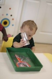 """All About Me """"Mirror"""" Craft, what the adult should do is cut out the mirror and let the child draw him/herself."""