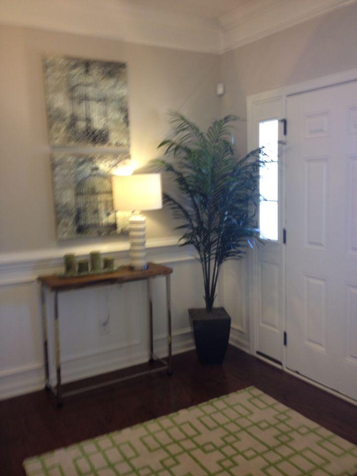 Entryway Dalton floor plan Mungo Homes