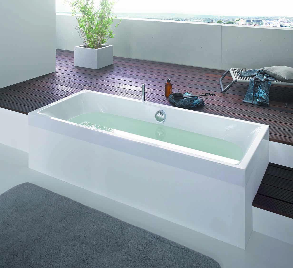 Vigour Akua Badewanne Bathtub Corner Bathtub Interior