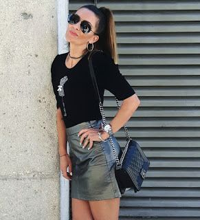 BLOG DA MARY: meu look #116