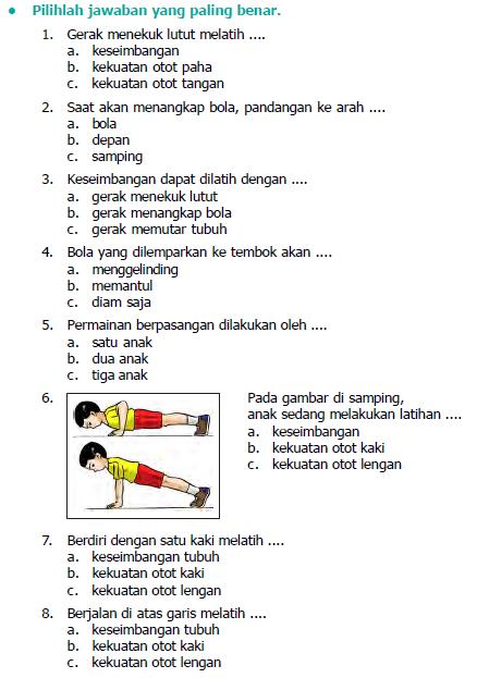 Kisi Soal Uts Bahasa Indonesia Kls 9