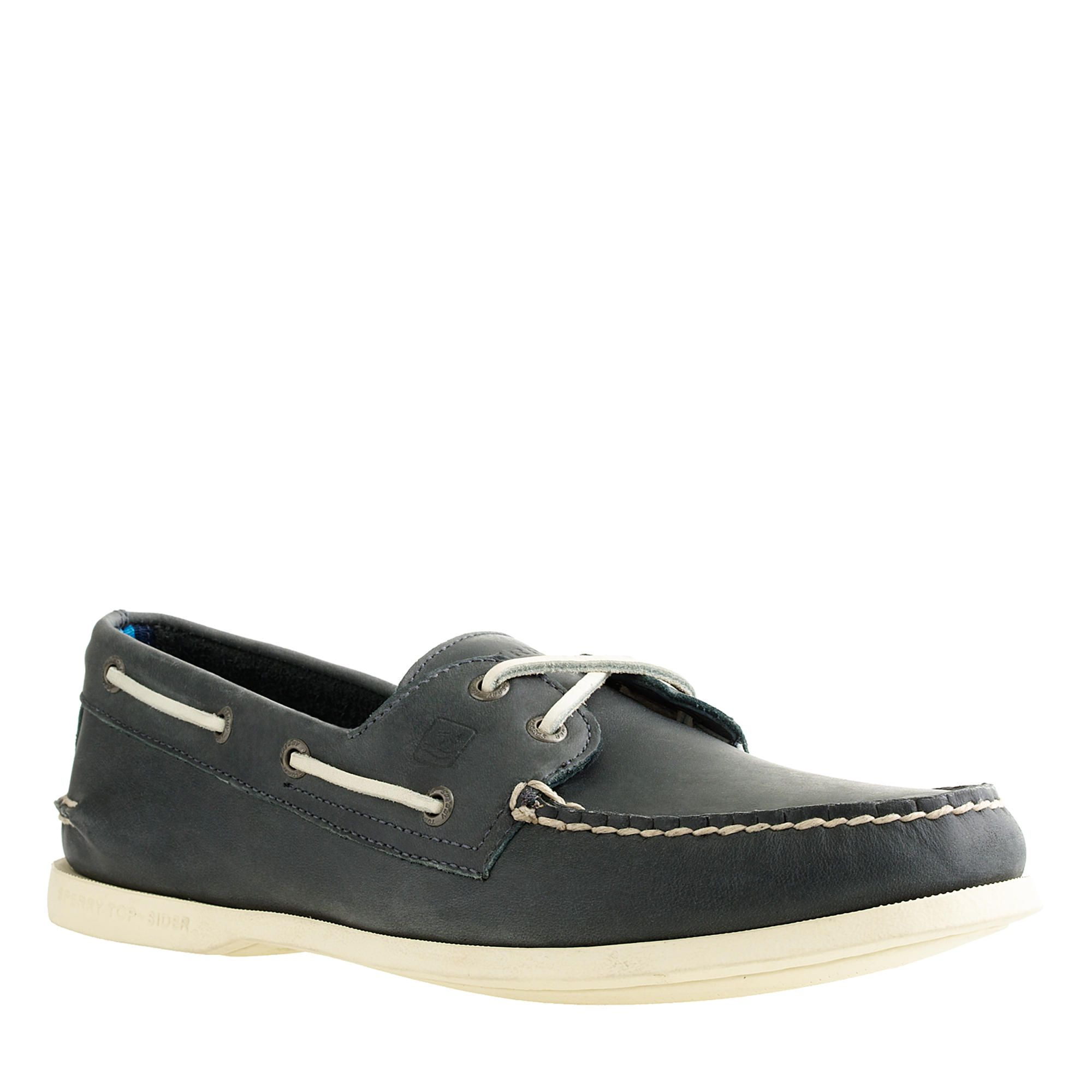 Authentic Original Leather Boat Shoes - NavySperry Top-Sider pg9fL