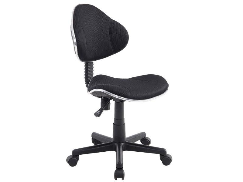 Sublime Chaise De Bureau Funafuti Noir Vente De Generique Conforama En 2020 Chaise Bureau Tabouret En Rotin Fauteuil Bureau