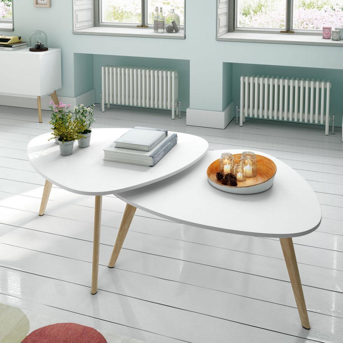 tables basses gigognes design compas zendart design