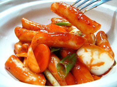 不用上館子,在家也吃的到的好料~韓式炒年糕!