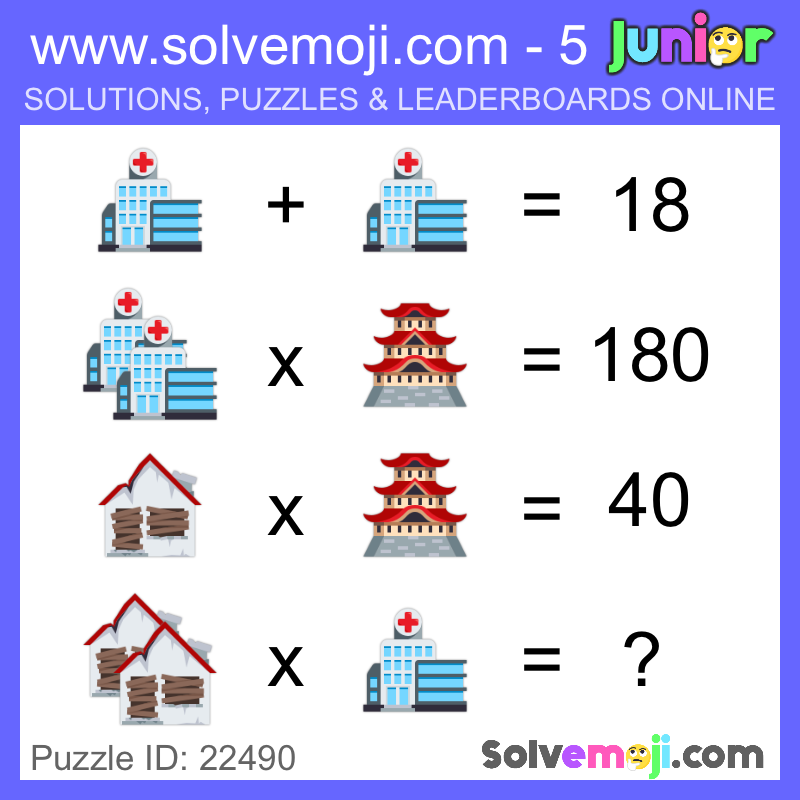 puzzle_22490 | חידות | Maths puzzles, Math, Maths starters