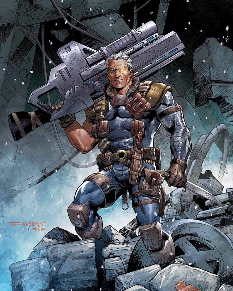 Pin by Javier Perez on Cable | Cable marvel, Marvel comic character, Marvel comic universe
