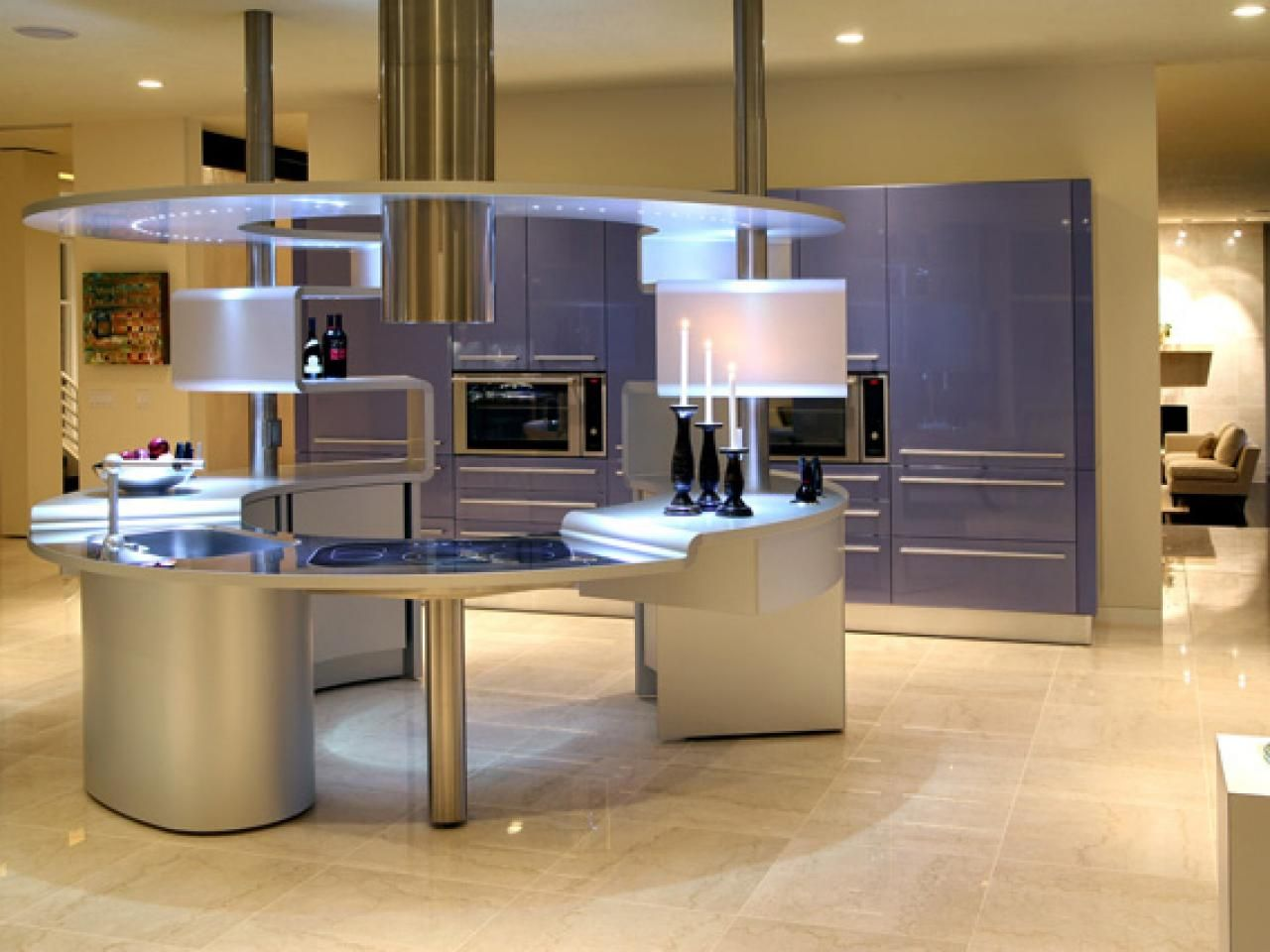 Kitchen Designer Salary Inspiration Designedpininfarina The Same Firm That Designs Ferraris This Decorating Inspiration