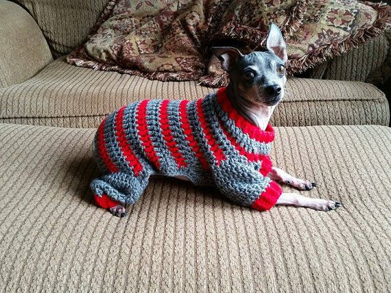 Dog Crochet Sweater, Kiki Sweater, Dog Sweater, Cat Sweater, 4 legged pullover Sweater #dogcrochetedsweaters
