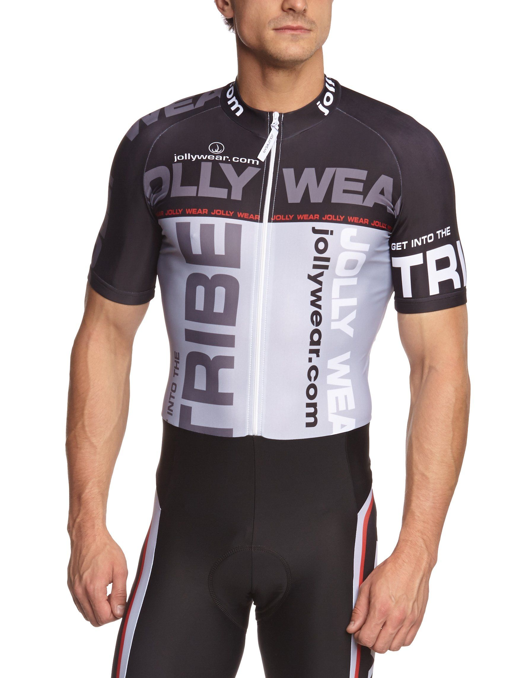JOLLYWEAR Cycling Skinsuit short sleeves and legs DIEGO A collection 4XL     Want to know more d615bb137