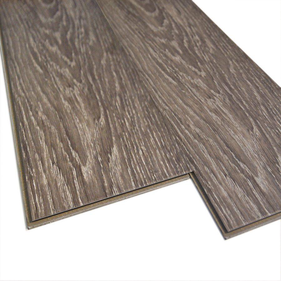 Shop Monarch 5.75in W x 48in L Brushed French Grey Oak