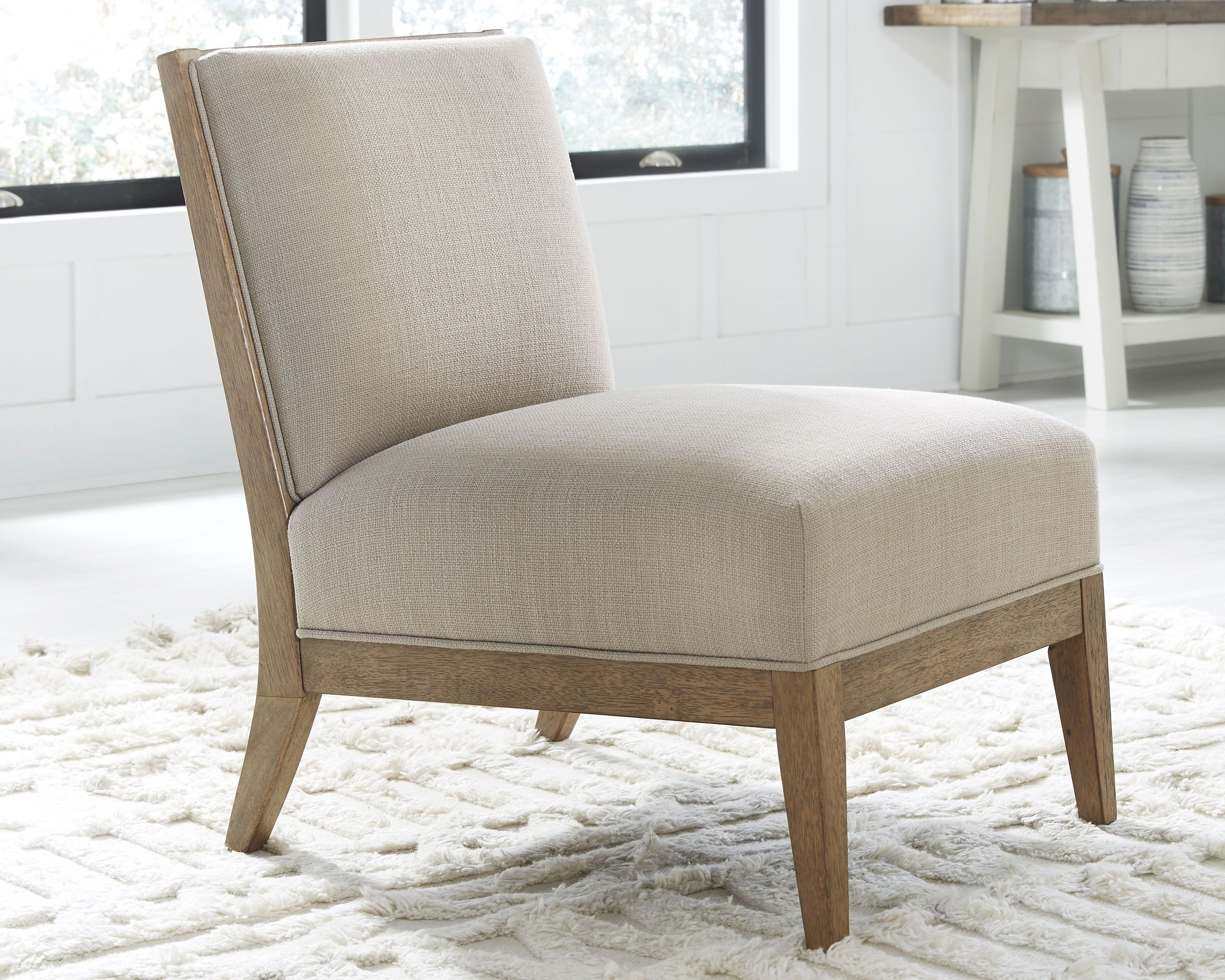 Novelda Accent Chair Neutral Accent Chairs Chair Chairs For Sale