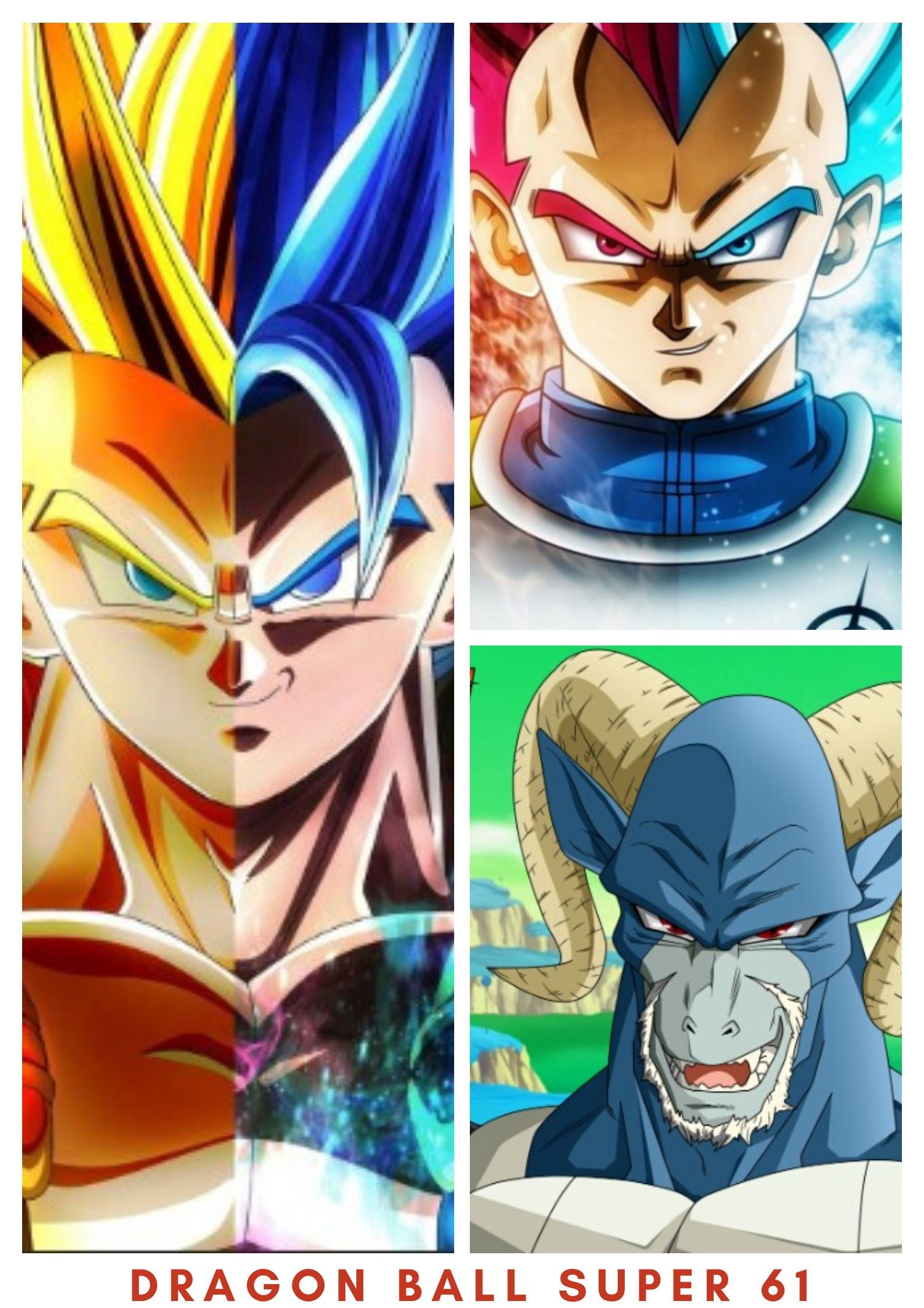 Dragon Ball Super Chapter 61 Release Date, spoilers in