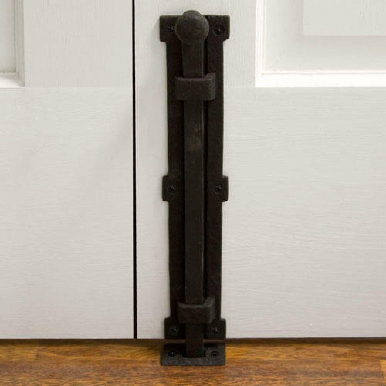 Floor Latch For Double Doors French Doors Interior Barn Door Locks French Doors Exterior