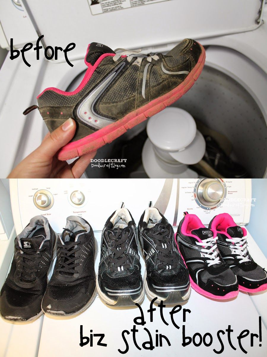 Biz Stain Fighter Odor Eliminator Stain Fighter Smelly Shoes