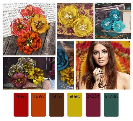 Creative Color Inspiration What Inspires You Flower Search And Boho