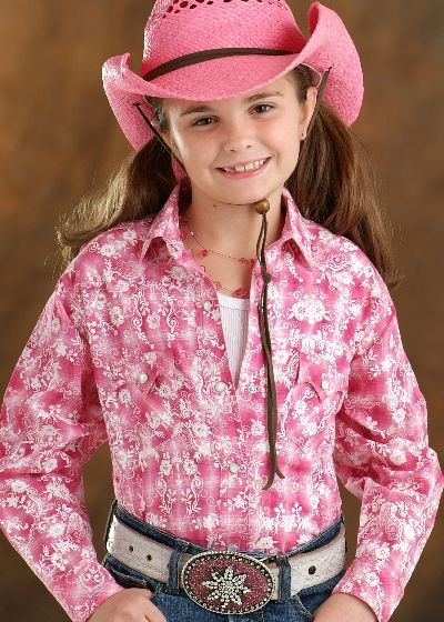 Cute cowgirl outfit for little country girls! Western Girl Outfits fc7d409b80